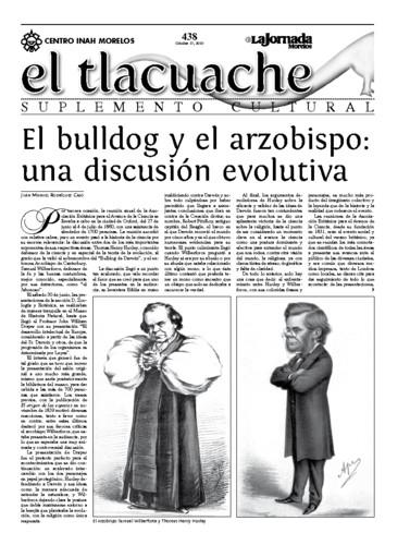 El Tlacuache Núm. 438 (2010)