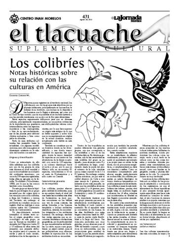 El Tlacuache Núm. 431 (2010)
