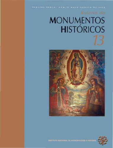 Boletín de Monumentos Históricos -  Num. 13 (2008) (Tercera Época)