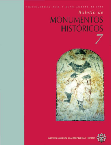 Boletín de Monumentos Históricos -  Num. 7 (2006) (Tercera Época)