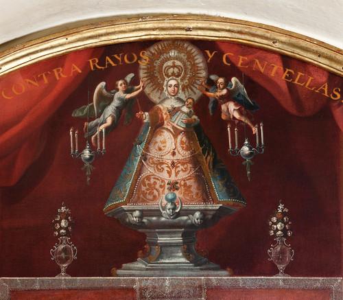 Virgen de la Soterraña