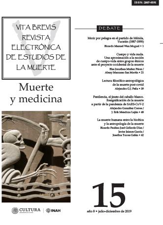 Vita Brevis. Revista electrónica de estudios de la muerte