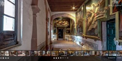 Exposición permanente del Museo de Guadalupe