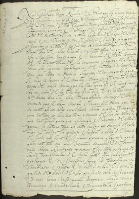 Libro Diocesano 160 de la sección Gobierno serie Mandatos-Edictos