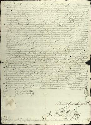 Libro Diocesano 161 de la sección Gobierno serie Mandatos-Edictos
