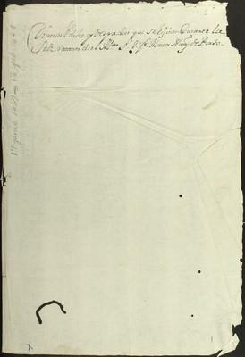 Libro Diocesano 165 de la sección Gobierno serie Mandatos-Edictos