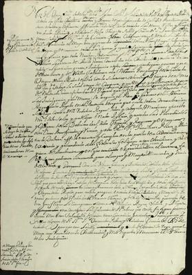 Libro Diocesano 168 de la sección Gobierno serie Mandatos-Edictos