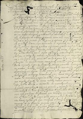 Libro Diocesano 180 de la sección Gobierno serie Mandatos-Edictos