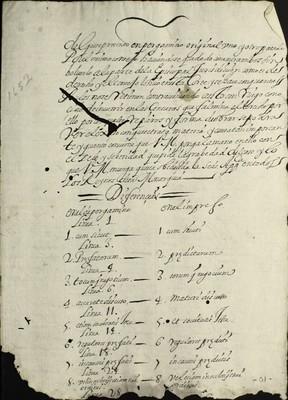 Libro Diocesano 213 de la sección Gobierno serie Mandatos-Notificaciones