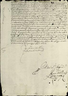 Libro Diocesano 214 de la sección Gobierno serie Mandatos-Notificaciones