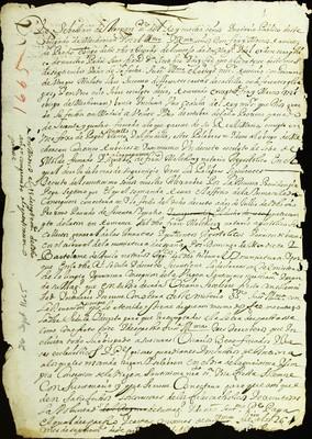 Libro Diocesano 222 de la sección Gobierno serie Mandatos-Notificaciones