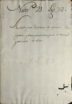 Libro Diocesano 513 de la sección Gobierno serie Religiosos-Catarinas