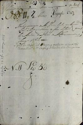 Libro Diocesano 515 de la sección Gobierno serie Religiosos-Catarinas