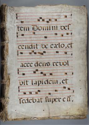 Libro de coro Canto llano 10-327007