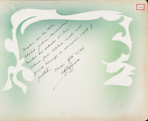 Lámina de R. Aguirre Benavides; para Francisco I. Madero (atribuido)