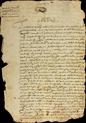 Libro Fondo reservado 4223 del siglo XVI