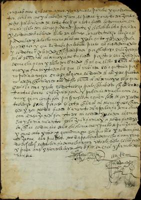 Libro Fondo reservado 4229 del siglo XVI