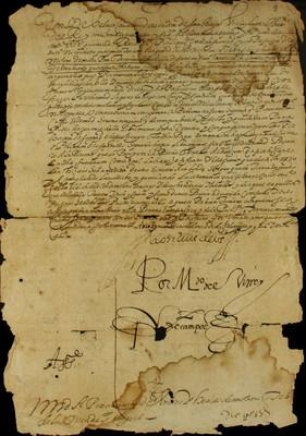 Libro Fondo reservado 4232 del siglo XVI