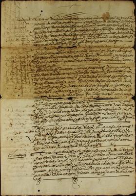 Libro Fondo reservado 4238 del siglo XVI