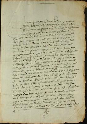 Libro Fondo reservado 4242 del siglo XVI