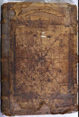 Libro de coro Canto llano 10-12523
