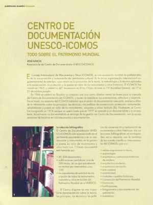Centro de Documentación UNESCO-ICOMOS