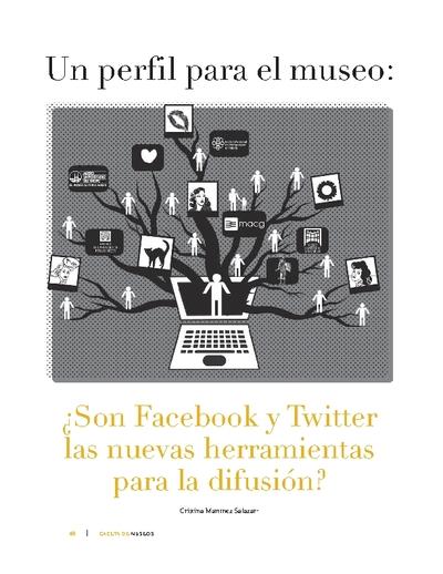 Un perfil para el museo: ¿Son Facebook y Twitter las nuevas herramientas para la difusión?