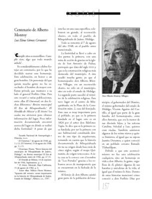 Centenario de Alberto Monroy