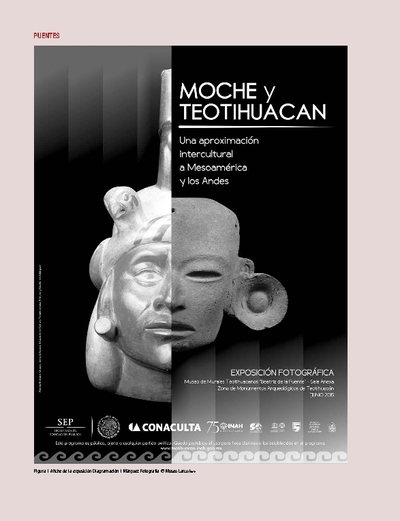 Moche y Teotihuacan: una aproximación intercultural a Mesoamérica y los Andes: experiencias de una exposición museográfica binacional
