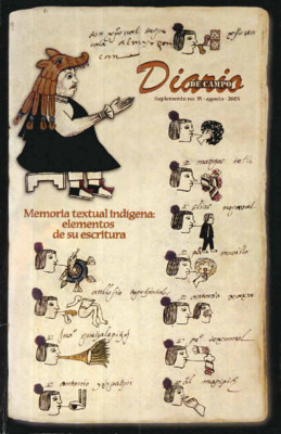 Suplemento 35. Memoria textual indígena: elementos de su escritura