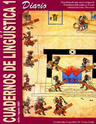 Cuadernos de Lingüística 1. Descubriendo una nueva imagen de Huitzilopochtli oculta en el texto náhuatl del Códice Florentino