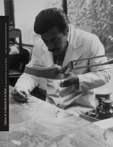 Conservación de pintura sobre tabla. Apuntes para un campo de especialización mexicano