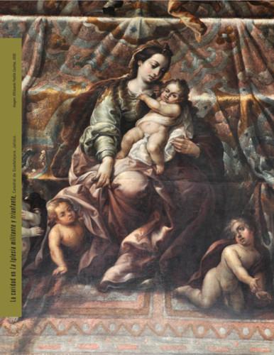 La formación, la práctica y los criterios de la conservación en pintura sobre lienzo en la Catedral de Guadalajara en el siglo XIX, el caso de la pintura La Iglesia militante y triunfante