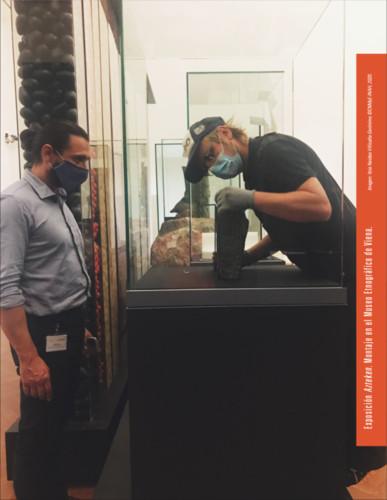 Retos y realidades ante la pandemia de COVID-19, la conservación del patrimonio cultural en exposiciones internacionales