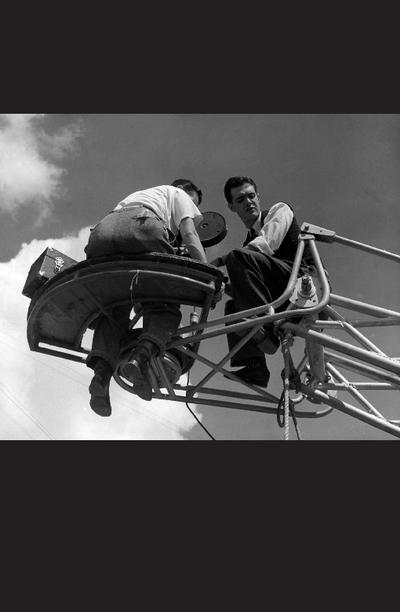Jorge Stahl. La versatilidad de un cinefotógrafo