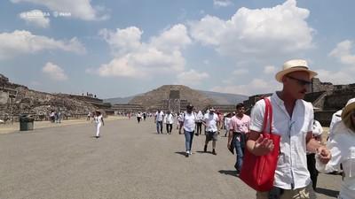 Operativo equinoccio de primavera 2019 en Teotihuacan