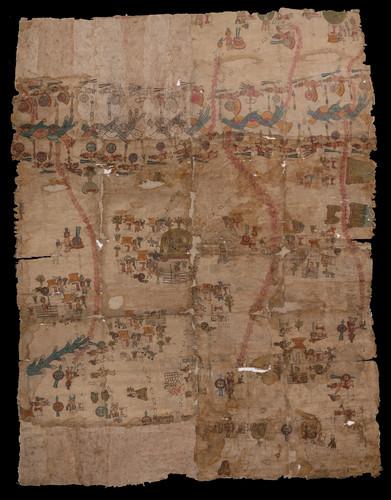 Códice de Huamantla 3er fragmento