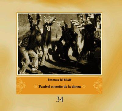 Festival costeño de la danza
