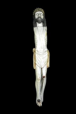 Cristo crucificado (incompleto)