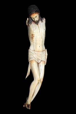 Cristo crucificado (incompleto)