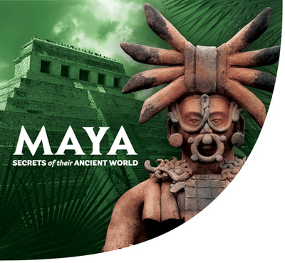 Los mayas. Secretos del mundo antiguo