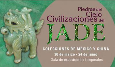 Piedras del cielo. Civilizaciones del jade