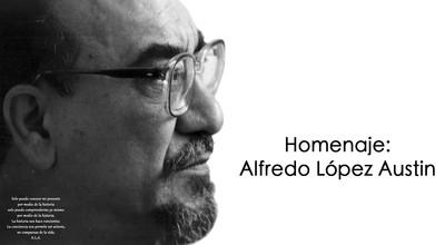 Homenaje López Austin
