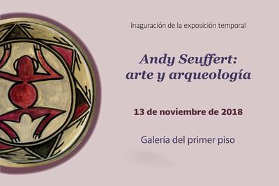 Andy Seuffert: arte y arqueología
