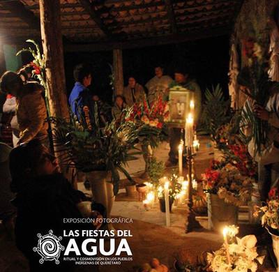 Las fiestas del agua. Ritual y cosmovisión en los pueblos indígenas de Querétaro
