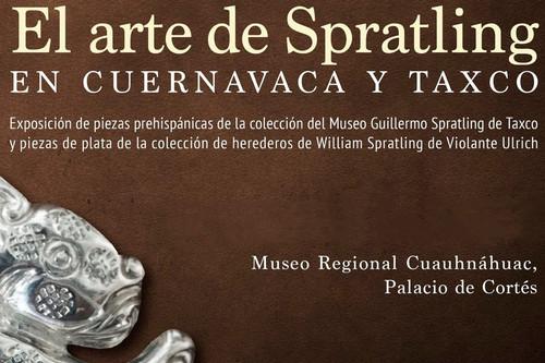 El arte de Spratling en Cuernavaca y Taxco