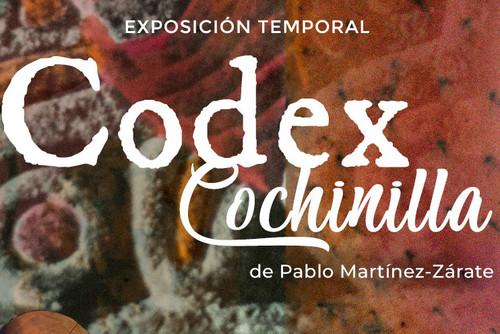 Codex. Cochinilla de Pablo Martínez-Zárate