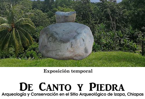 De Canto y piedra. Arqueología y conservación en el sitio arqueológico de Izapa
