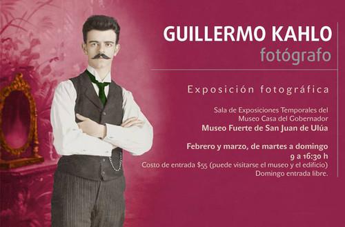 Guillermo Kahlo fotógrafo