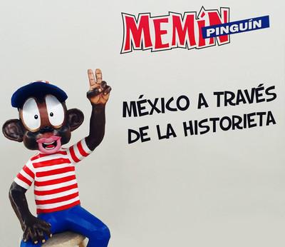 Memín Pinguín. México a través de la historia